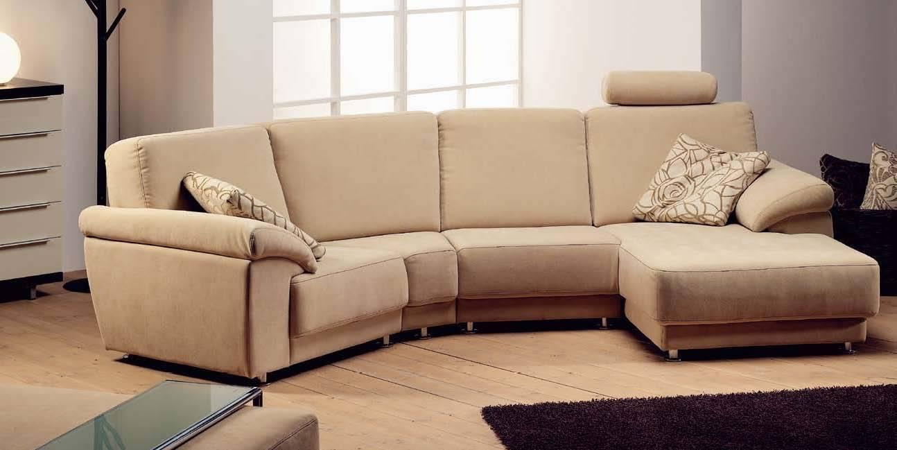 Флоковый диван
