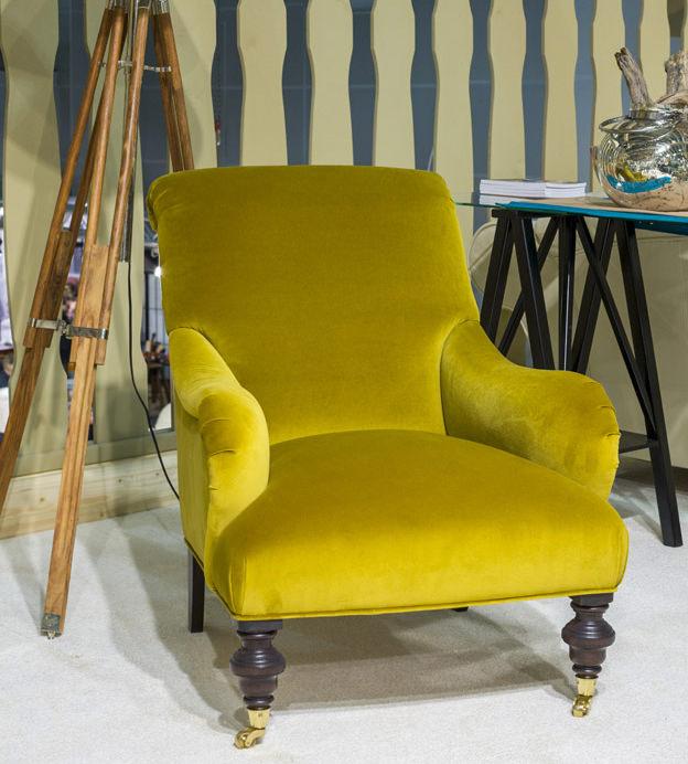 Кресло маленькое