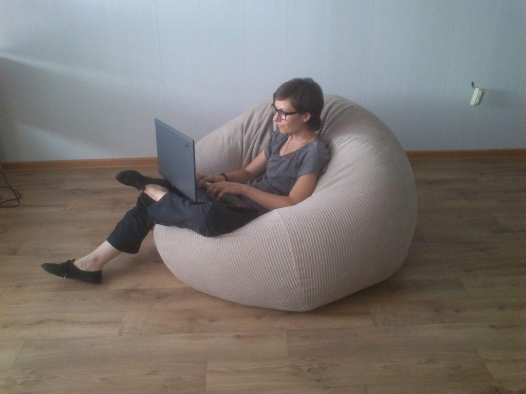 Кресло-мешок для взрослых