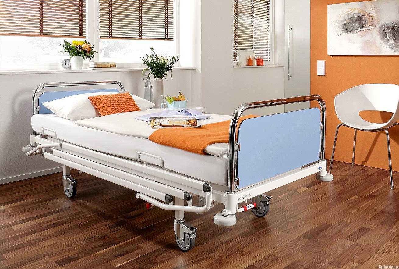 Односекционная кровать