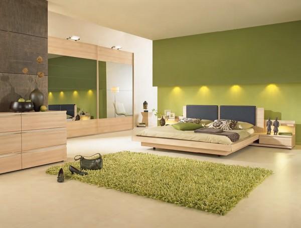 Красивая мебель в спальню на заказ фото
