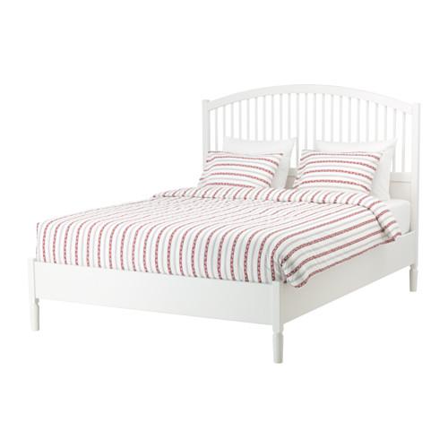 ikea кровать белая
