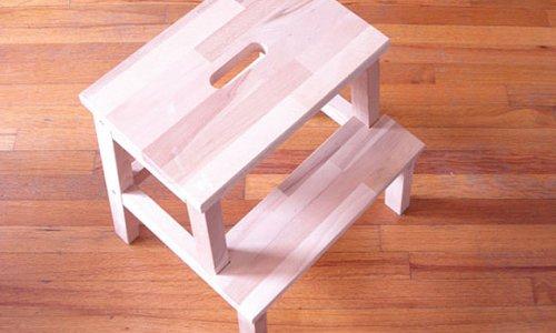 Стул-стремянка от Икеа модели «Беквэм»