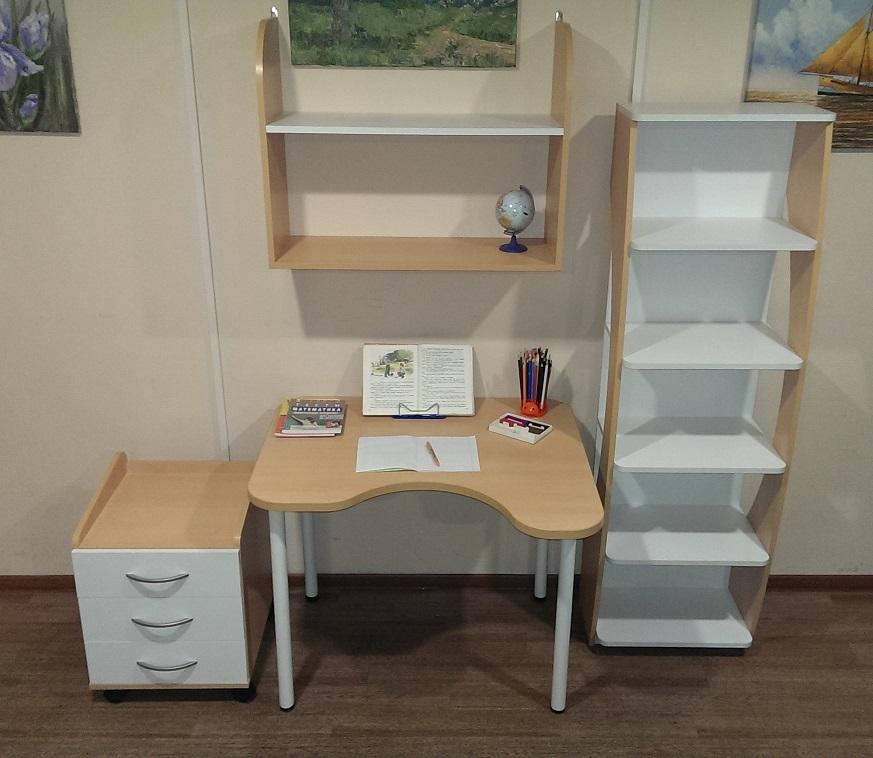 Стол для школьника: описание видов и критерии выбора
