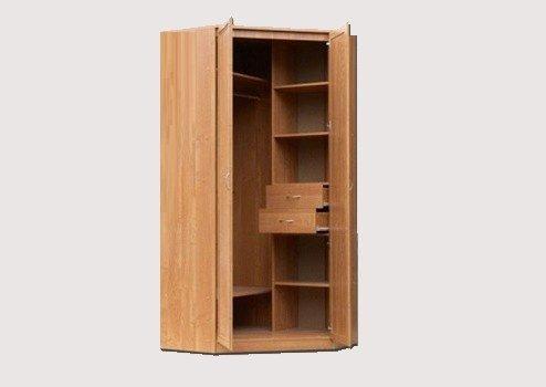 Как сделать угловой шкаф своими руками
