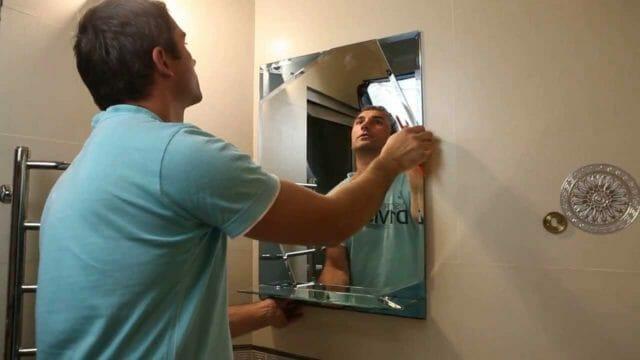 Крепление зеркала