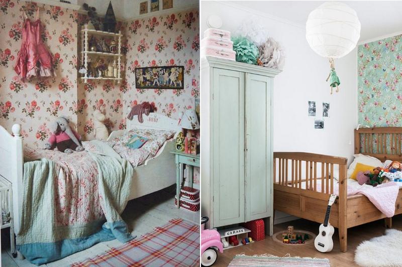 Детские комнаты в стиле прованс