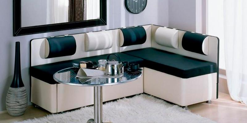 диван, обивка из микрофибры