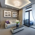 Красивый интерьер маленькой квартиры