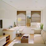 фото реальных интерьеров маленьких квартир