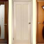Выбираем межкомнатные двери по материалу изготовления
