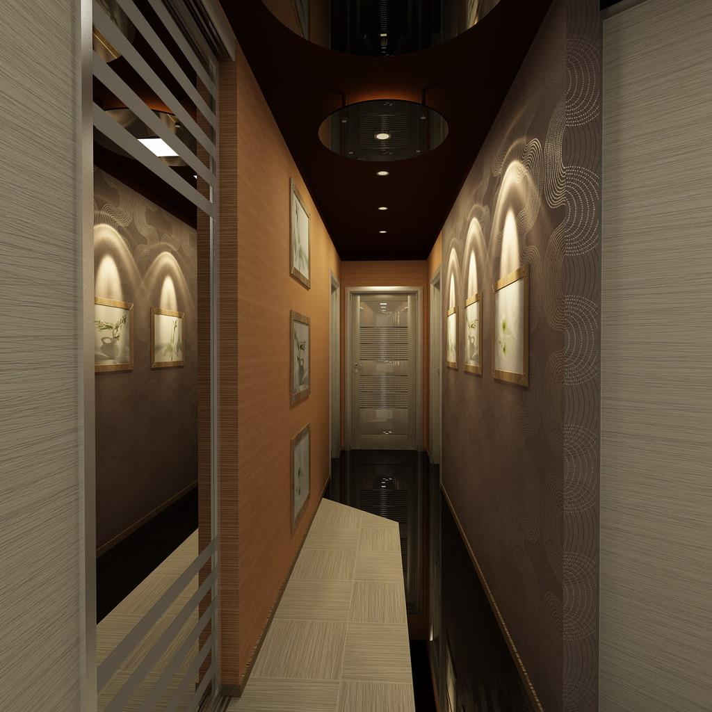 коридор по феншую