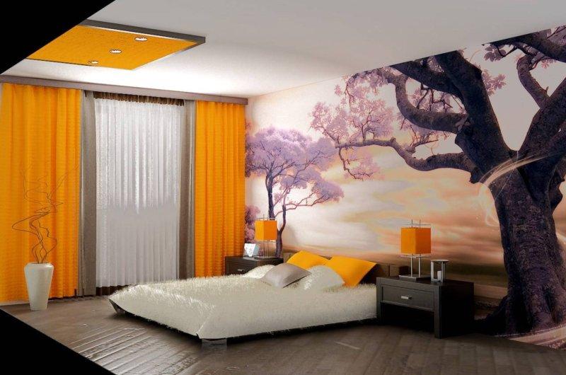 Современный ремонт спальни – идеи, которые вдохновляют