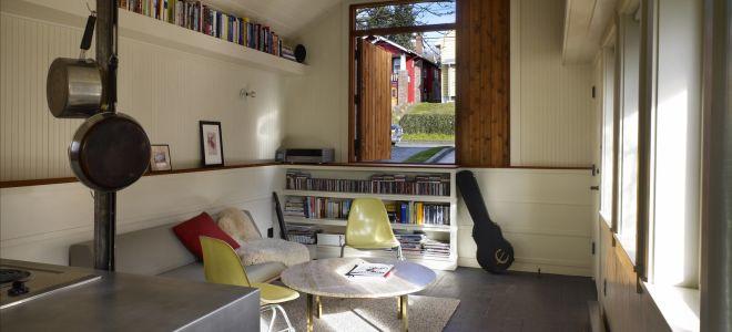 Как из гаража сделать жилое помещение?