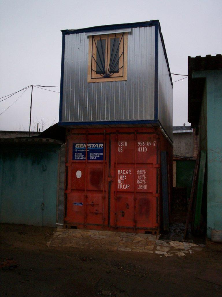 переделка гаража в жилое помещение