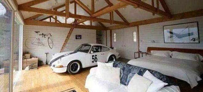 Как сделать из гаража полноценную квартиру?