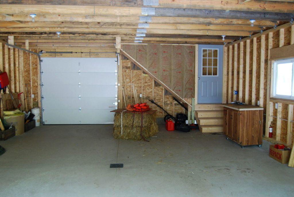 Фото обшивки квартиры из гаража