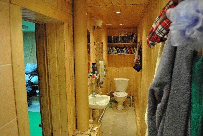 Фото ванной в квартире гараже