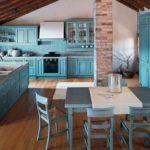 Синий цвет в дизайне