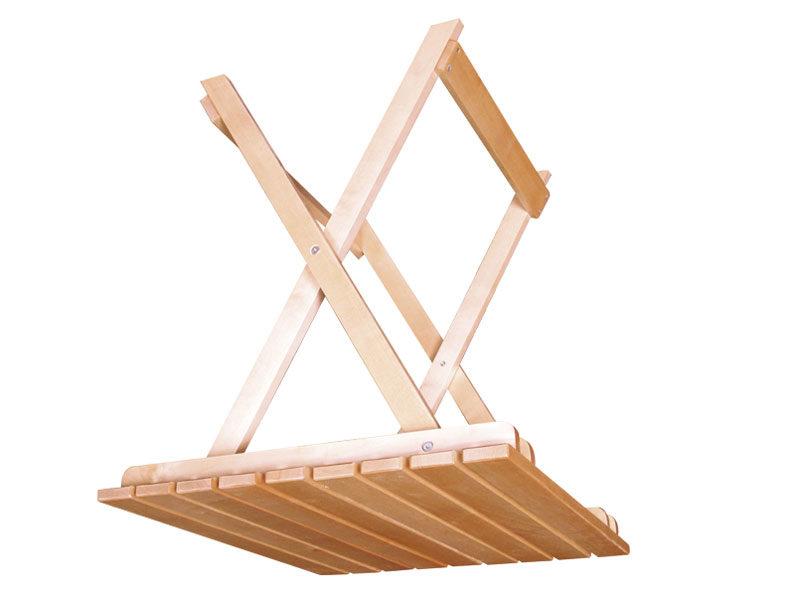Небольшой дачный раскладной стол