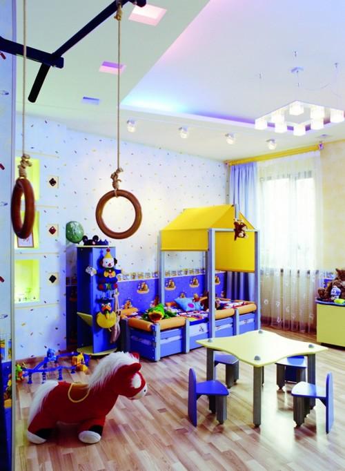 Самые необходимые аксессуары для детской комнаты