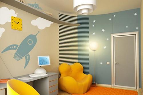 Оригинальные аксессуары для детской комнаты фото