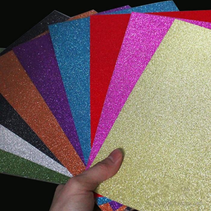 Листы разноцветного картона
