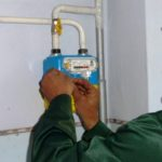 Выбор и монтаж счетчика газа