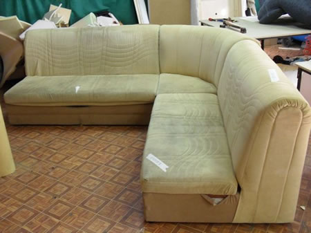 перетяжка дивана собственноручно