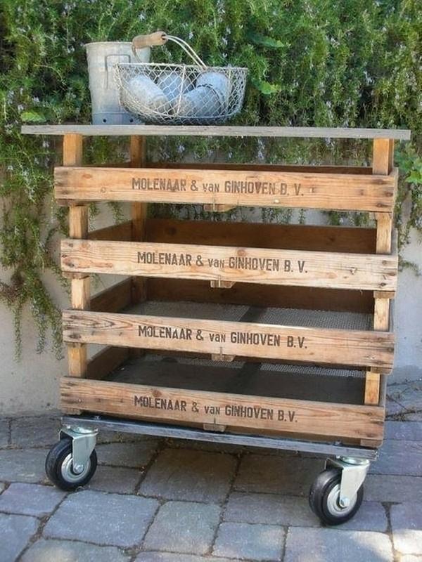 что можно сделать из деревянных поддонов