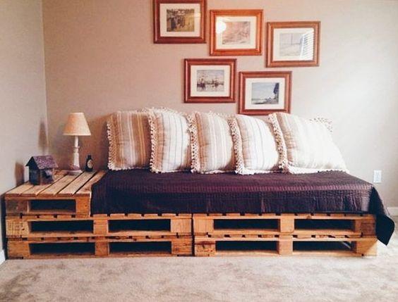 красивый диван своими руками из паллет