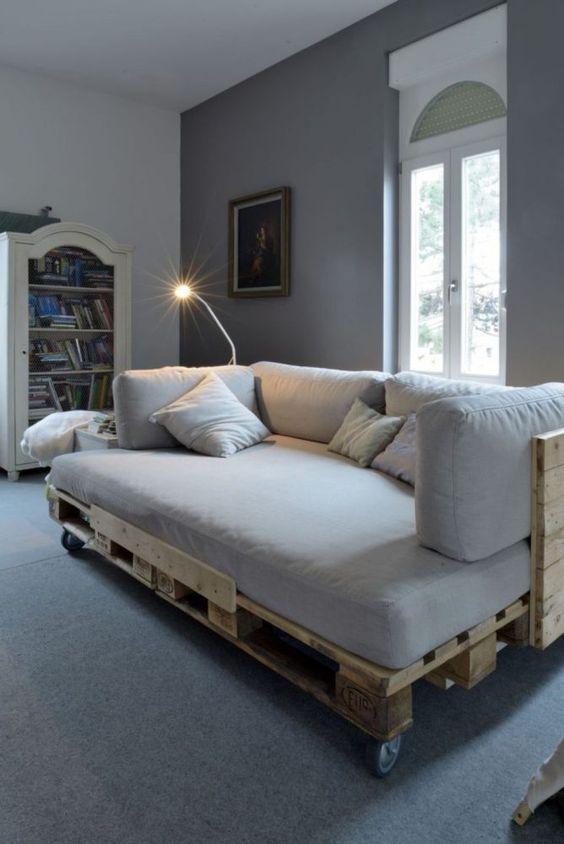 диван для отдыха всей семей своими руками