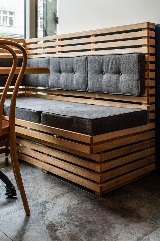 массивный диван из деревянных планок своими руками