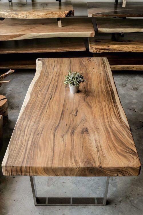 изделия из дерева в интерьере