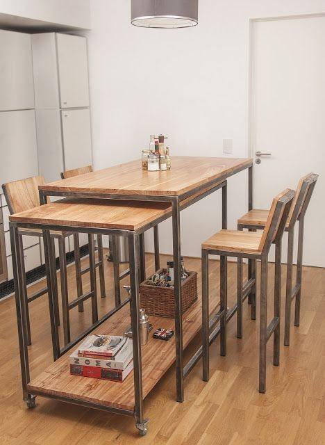 универсальный раздвижной стол своими руками