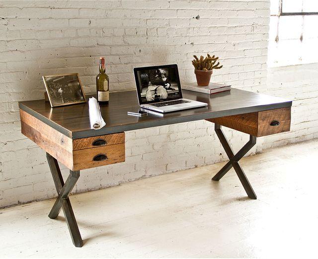 рабочий стол своими руками в стильном дизайне
