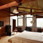 Идеи спальни на мансарде — цвет, дизайн и стиль