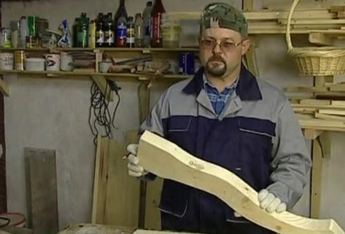 Ножка стола может быть произвольной формы