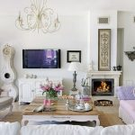 shabby-chic-living-room-decor-interior-design-ideas-vintage-furniture-fireplace
