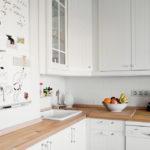 угловая кухня 9 м2
