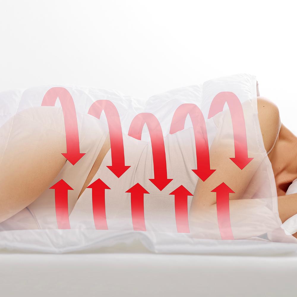 Терморегулирующее одеяло