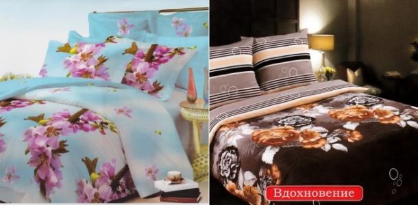 Постельное белье из поплина представлено широким выбором расцветок и размеров на любой вкус