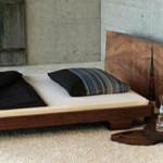 Кровати из массива дерева — конструкция и дизайн