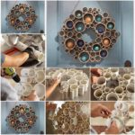 идеи декора из пластиковой трубы