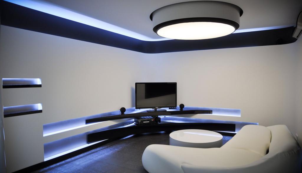 Современный дизайн гостиной: фото, идеи