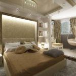 Спальни 18 кв. м. (2)