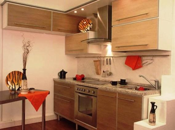 прямая кухня 3 метра
