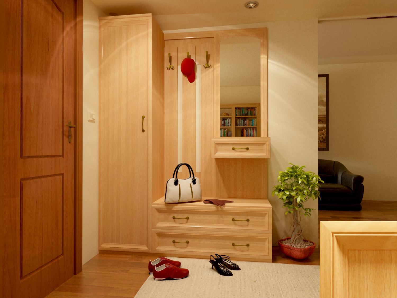 кованная вешалка для прихожей комнаты интерьер
