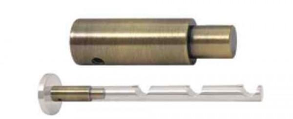 Удлинитель кронштейна для карнизов 16 мм диаметром