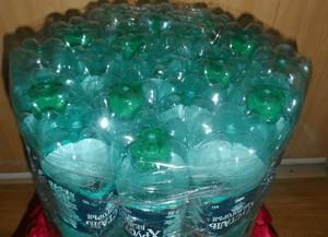 Инструкция пуфика из пластиковых бутылок